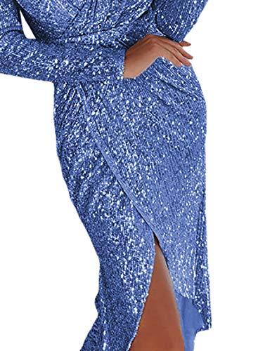 Happy Happy Vestito Sailed Blue Donna Sailed Vestito qw0qcFgP