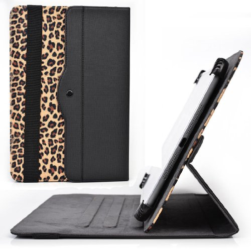 "Polaroid S9, Ematic 10"" Genesis Prime XL Rotating Cases 