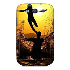 Special Jesussmars Skin Case Cover For Galaxy S3, Popular Boston Red Sox Phone Case