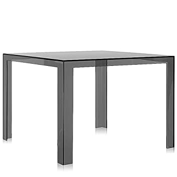 Tavolino Kartell Invisible Side.Kartell 05070j1 Invisible Table Tables Grey