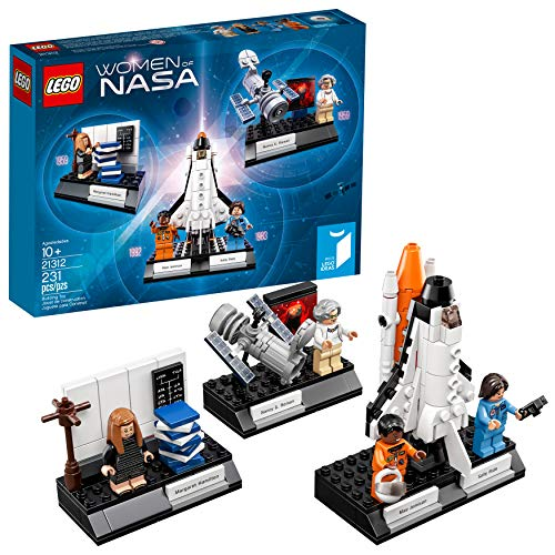 LEGO - 21312 - Ideas Women of NASA (Famous Female Best Friends)