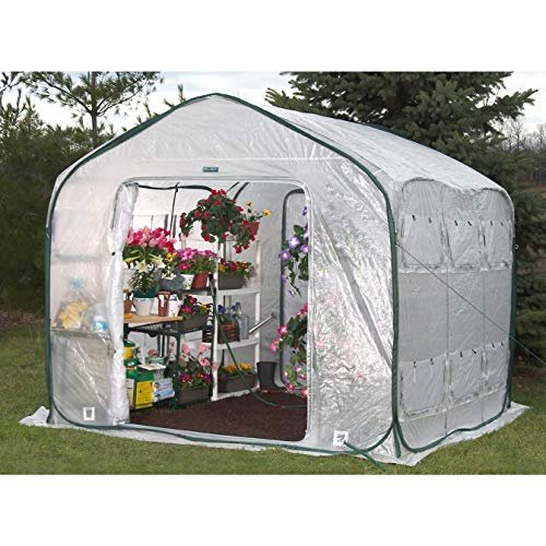 (Flower House FHFH700 FarmHouse Walk-In Greenhouse )