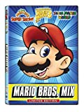 Super Mario Bros: Mega Mario Mix [DVD] [Region 1] [US Import] [NTSC]