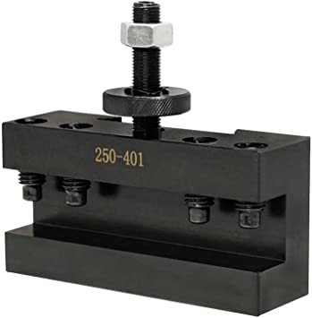 Rantepao 250-002 Quick Change Turning Facing Lathe Tool Post Holder