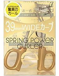 日亚:Cosme大赏:SANA EXCEL 39mm广角弹力睫毛夹3D金色升级版 热销好价864日元,约53元