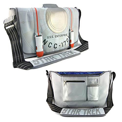 UPC 810671024270, Star Trek Enterprise NCC-1701 Messenger Bag