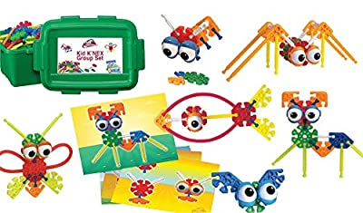 Knex Education Kid Group Set - 131 Pieces by K'NEX