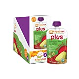 Happy Tot Plus, Strawberry Kiwi Beet & Pear (8 Count)
