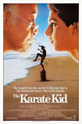 The Karate Kid  Movie Poster 24x36 inches