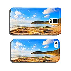 Cala Violina bay beach in Maremma, Tuscany. Mediterranean sea. I cell phone cover case iPhone6 Plus