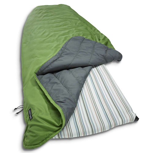 Therm-a-Rest Tech Blanket, Green, Large
