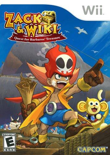 (Zack & Wiki Quest for Barbaros' Treasure - Nintendo Wii)