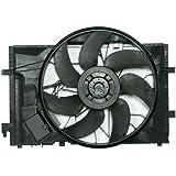Depo 340-55012-000 Dual Fan Assembly