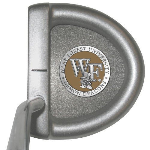 Wake Forest Demon Deacons Putter by Heritage Pewter