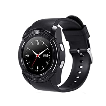 Montre Connectée Compatible avec Huawei P20 Lite, CEKA TECH® Montres Connectée Bluetooth Smart Watch