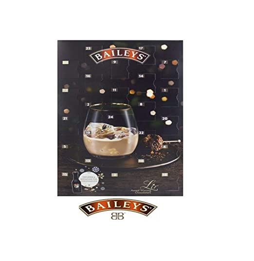 Baileys Original Irish Cream Truffles Chocolate Calendario de Adviento 5.8G | Chocolate de Navidad de