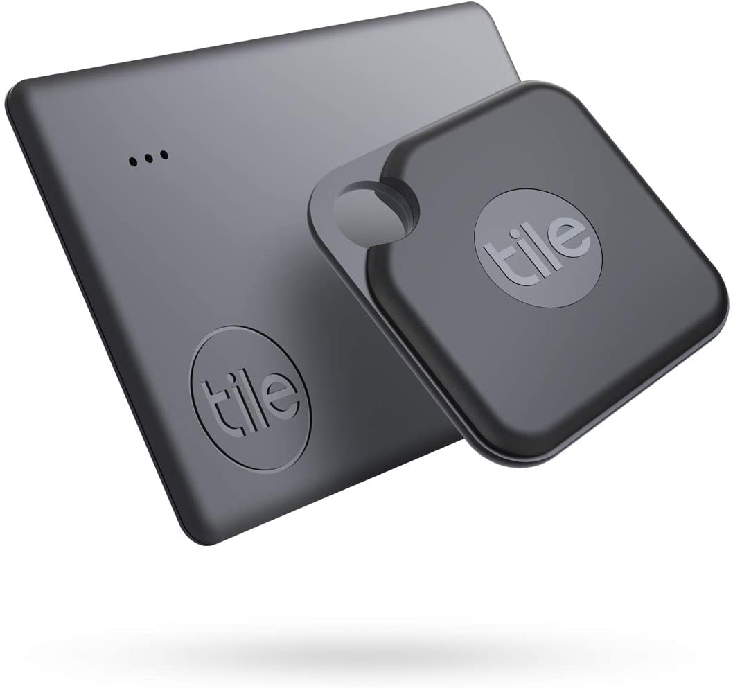 Tile Performance Pack (2020) 2-pack (1 Pro, 1 Slim) - Bluetooth Tracker, Item Locator & Finder for Keys and Wallets or Luggage and Tablets; Easily Find All Your Things (RE-31002)