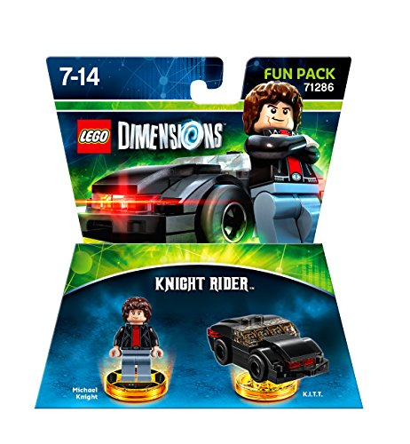 Knight Rider (Knight Rider Fun Pack - Lego Dimensions)