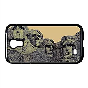 Mount Rushmore National Memorial, Pennington County, South Dakota, US Watercolor style Cover Samsung Galaxy S4 I9500 Case (South Dakota Watercolor style Cover Samsung Galaxy S4 I9500 Case)