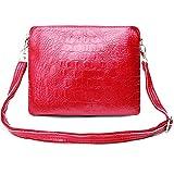 Retro Women Bags For Women 2018 Purses And Handbags Women Leather Handbags Crossbody Bags for Women Evening Clutch Bags Ladies Hand Bags Shoulder Women Messenger Bags Red