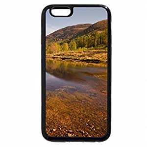 iPhone 6S / iPhone 6 Case (Black) Lake In Valley