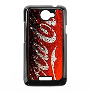 Coca Cola HTC One X Cell Phone Case Black Y3411859