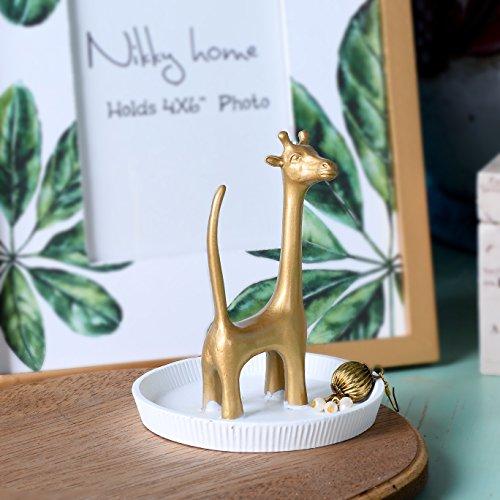 Giraffe Jewelry Stand