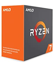 AMD YD180XBCAEWOF RYZEN 7 1800X 8-Core 3.6 GHz (4.0 GHz Turbo) Socket AM4 95W Desktop Processor