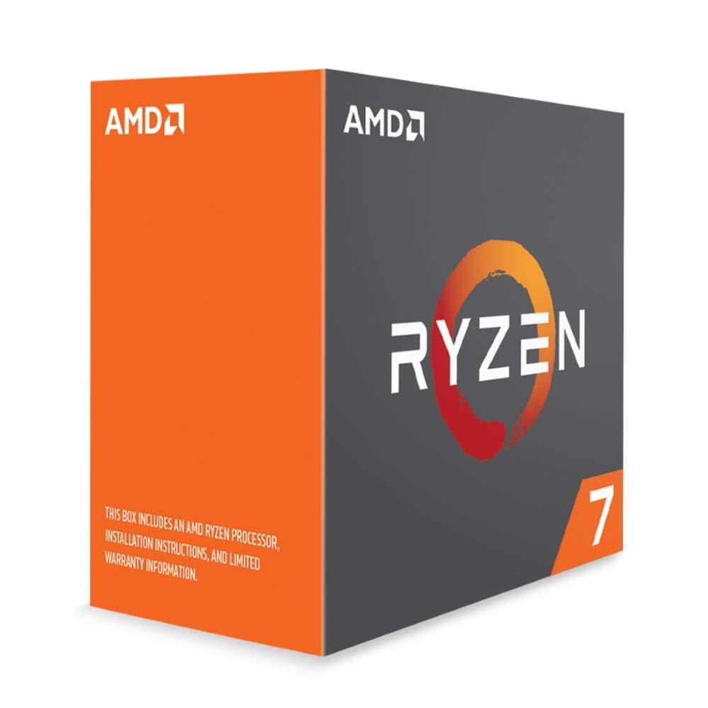 AMD Ryzen 7 1800X (YD180XBCAEWOF)