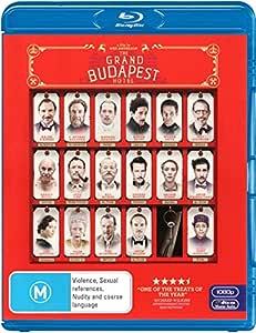 Grand Budapest Hotel, The  (Blu-ray)