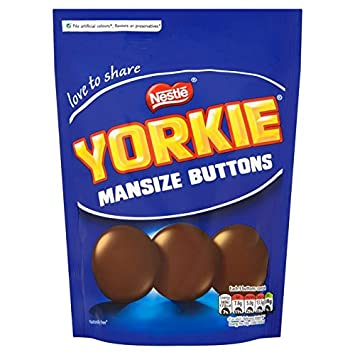 Amazoncom Nestle Yorkie Man Size Buttons 120g Grocery Gourmet