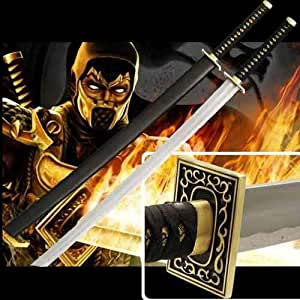 "Mortal Kombat - Scorpion's Katana 50"""