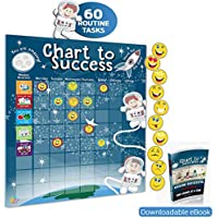 Chart to Success| Magnetic Dry Erase| Daily Routine...