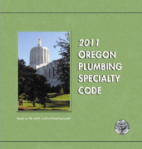 oregon building code book - 1