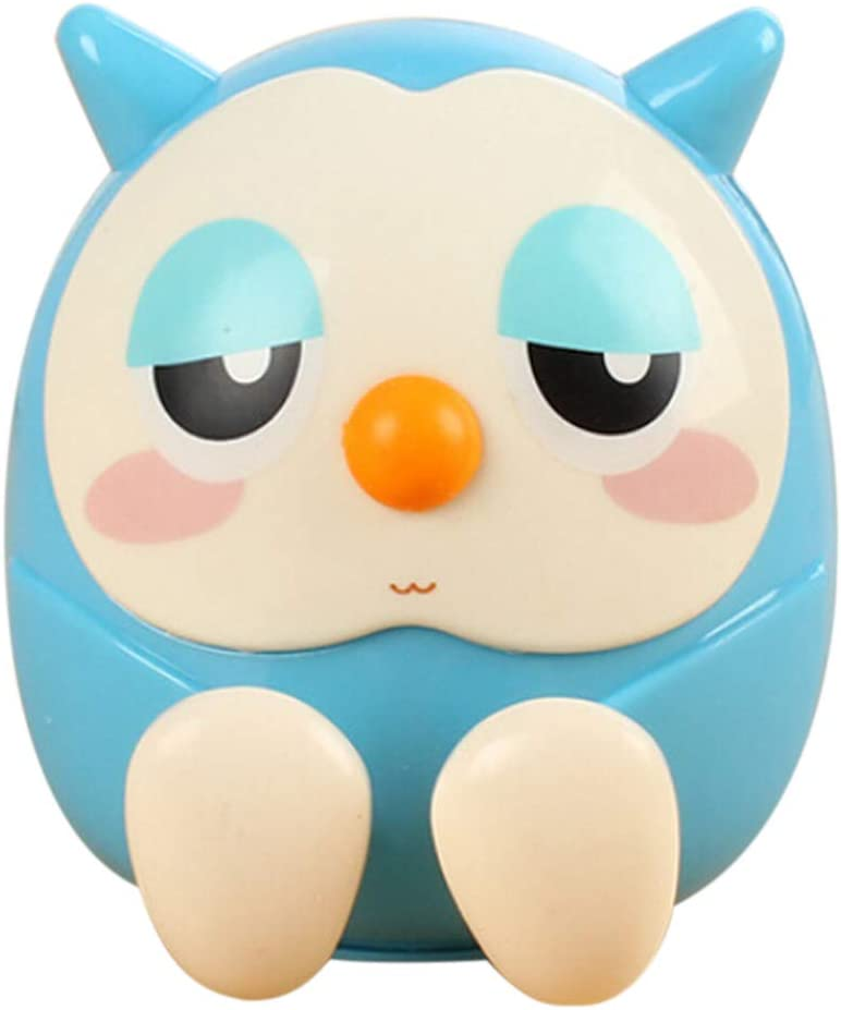 Mioloe Cute Owl Smartphone Cell Phone Holder Stand Mount Creative Piggy Bank Money Saving Coin Box