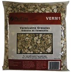ProCom VERM1 Vermiculite Granules, Stone...