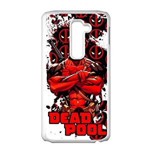 Dead Pool White LG G2 case