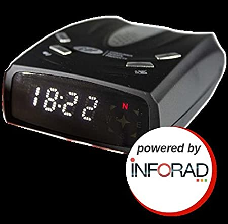 Kaza DT 110 es un de sensores de Danger - pré-chargé con la Base de Datos de Las Zonas de Danger INFORAD: Amazon.es: Electrónica