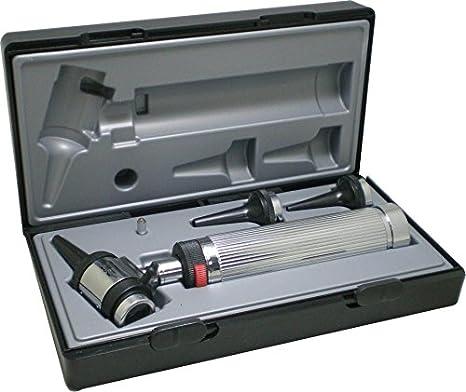 Home Care Wholesale® Profesional Otoscopio de Diagnóstico con la Luz (Conexión un Funda de Almacenamiento): Amazon.es: Amazon.es