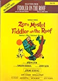 Fiddler on the Roof Flute, Jerry Bock, 0897246748