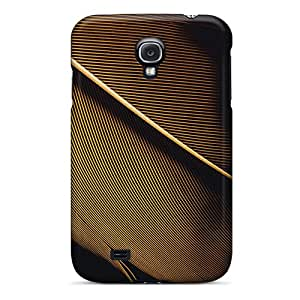 Galaxy S4 Case Cover - Slim Fit Tpu Protector Shock Absorbent Case (your Mine)