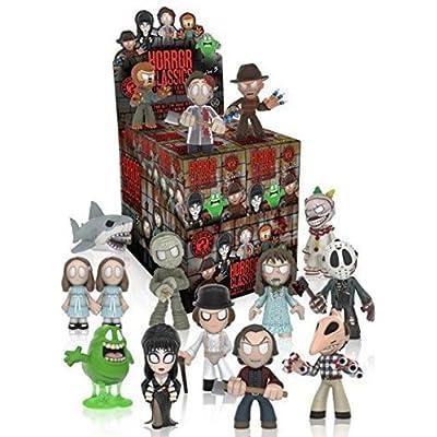 Funko Mystery Mini: Horror - Horror Classics Series 3 - One Mystery Figure Action Figure: Funko Mystery Minis: Toys & Games
