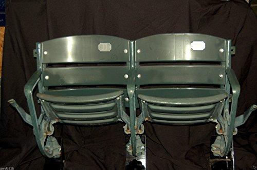 Texas Rangers Baseball Globe Life Park Stadium Game USED Pair Stadium Seats COA