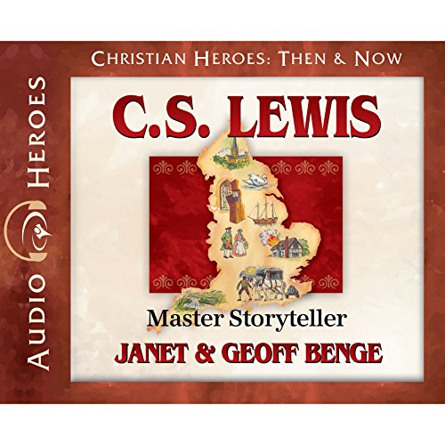 C.S. Lewis Audiobook: Master Storyteller (Christian Heroes: Then & Now)