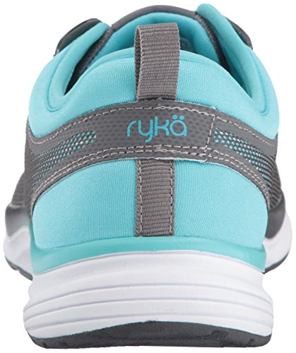 Turquoise Trainer Parent Ryka Resonant Nrg Grey US Women's Cross 8f4fIw