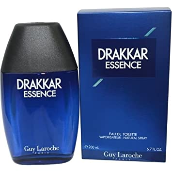 Amazoncom Drakkar Essence For Men By Guy Laroche 67 Oz Eau De