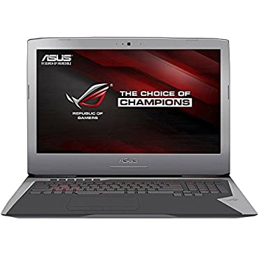 ASUS ROG G752VY 17.3 Gaming Laptop, GTX 980M 4GB GDDR5, Core i7-6700HQ, 16GB DDR4, 128GB SSD + 1TB HDD