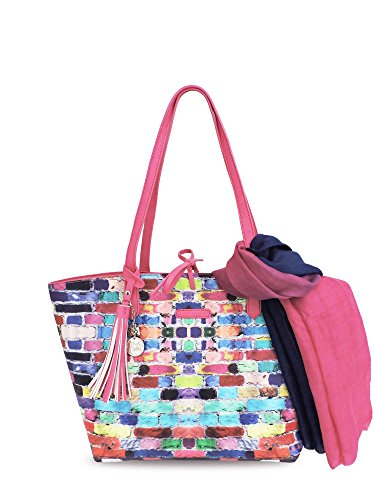 PASHBAG ATELIER DU SAC POP BLOCK SHOPPING BAG PARIS 5106 117 Pop Block