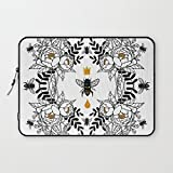 queen bee electronic - Eratio Queen Bee Neoprene Protective Laptop Sleeve 13 Inch Macbook Air Case Macbook Pro Sleeve and 13 Inch Laptop Bag Cover