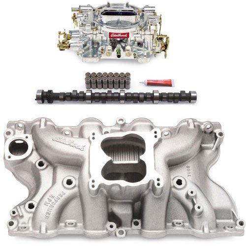 Edelbrock 7166PK Performer RPM 460 Power Package BB-Ford ()